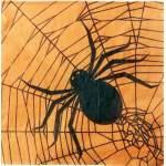 20 serviettes toile d'araignée