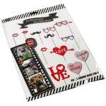 Kit accessoires amour photo booth