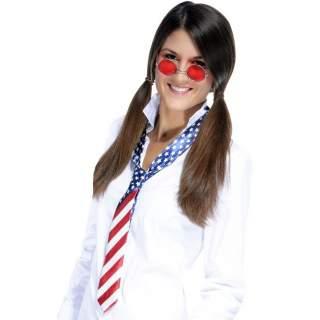 Cravate drapeau des Etats-Unis