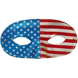 Loup drapeau USA