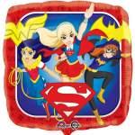Ballon DC Super Hero Girls