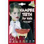 Dents de vampire enfant