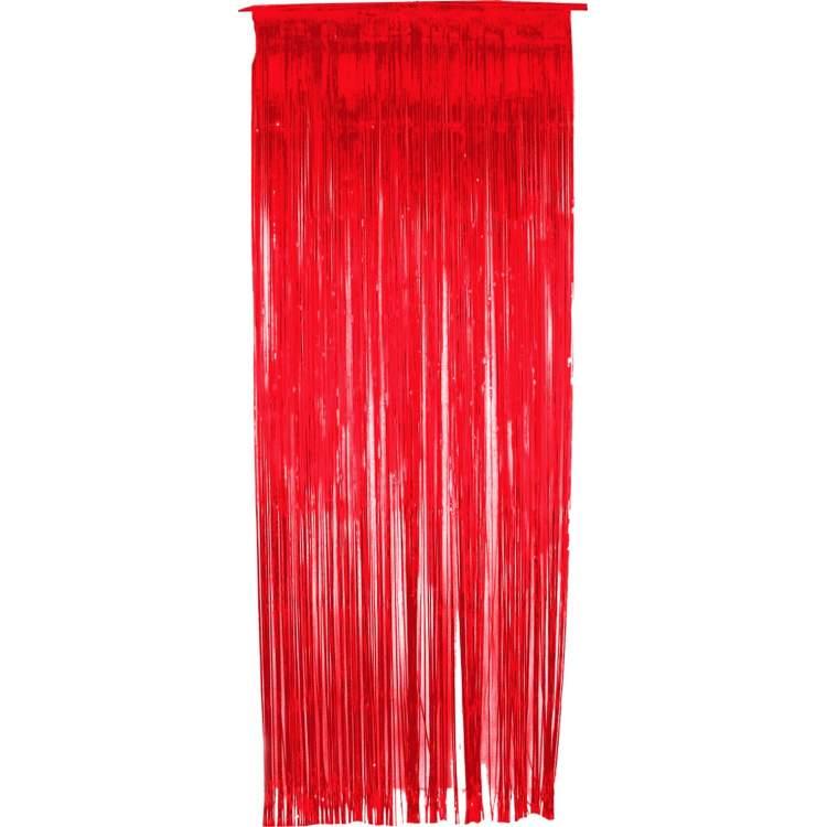 rideau lamelle rouge m ga f te. Black Bedroom Furniture Sets. Home Design Ideas