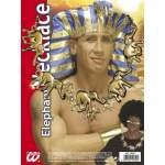 Collier égyptien éléphants
