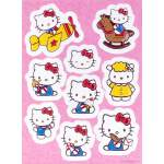 Stickers 3D Hello kitty