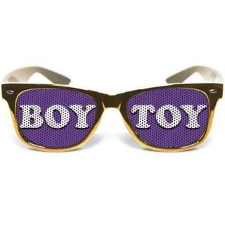 Lunettes Boy Toy
