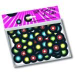 150 confettis de table vynils